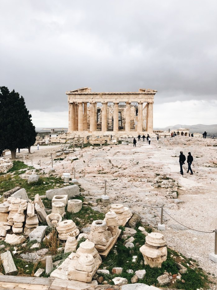 Acropolis; Athen; Athena; Greece; Europe; travel