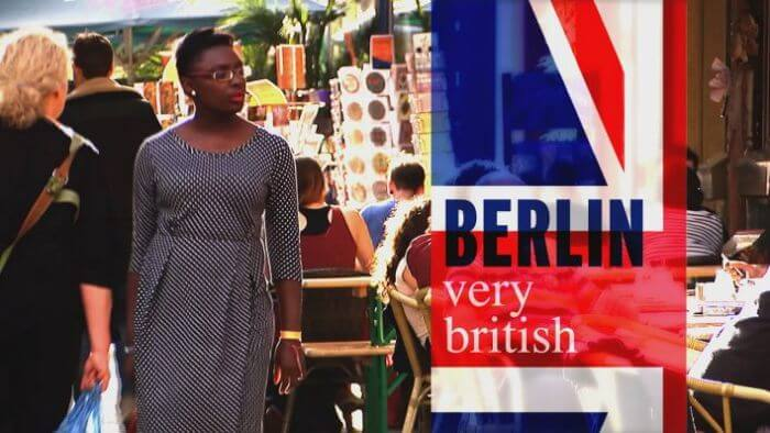 Berlin - Very British; rbb documentary; rbb doku; British expats in Berlin; British expats, Berlin; Germany