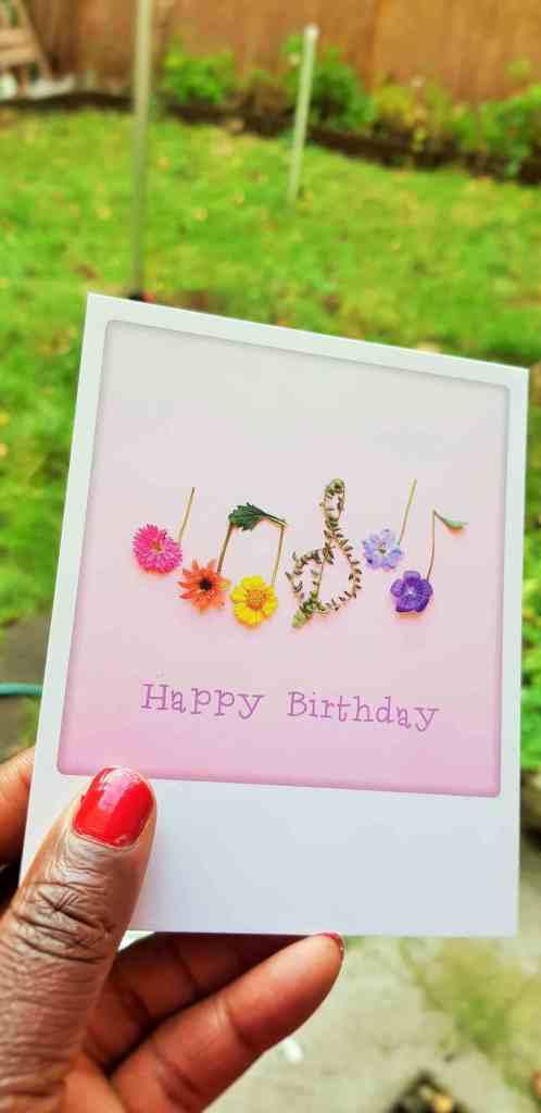 Victoria Ade-Genschow; The British Berliner; birthday; happy birthday; it's my birthday; garden; non-wintry garden; wintergarden; celebrate; celebration; made it; I made it; This is my Berlin; in Berlin; Prenzlauerberg; Berlin; Germany; Europe;
