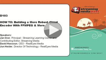 Video: Running live video with FFmpeg – The Broadcast Knowledge