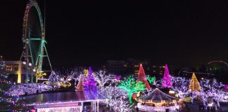Yomiuri Land, the Led Land