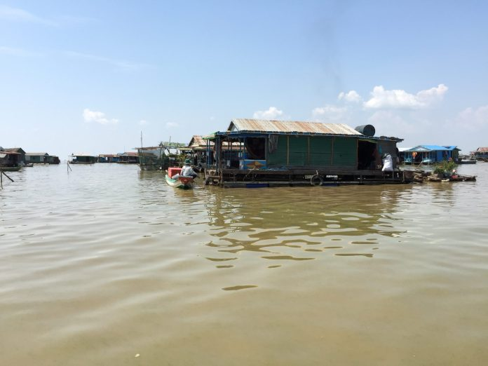 Tonle Sap in Cambodia 7 days itinerary