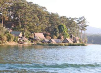 Tuyen Lam Lake at Dalat