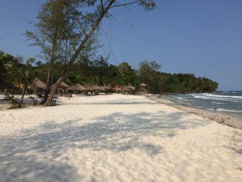 koh rong beach in cambodia 7 days itinerary