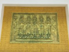An image in customs office