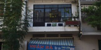 O.M.E hostel at Quy Nhon, Vietnam