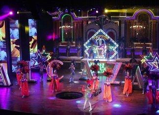 Alcaraz Show at in the trip Bangkok and Pattaya, Thailand.