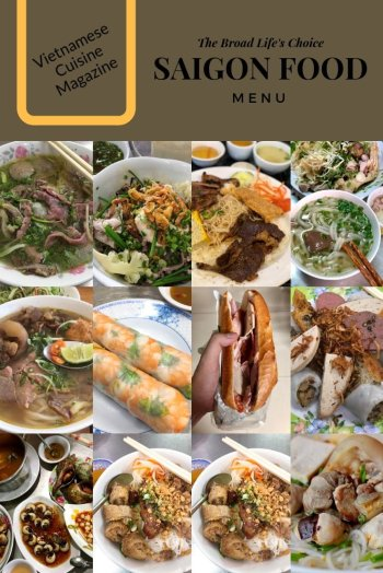 12 Must-eat Saigon Food - The Broad Life