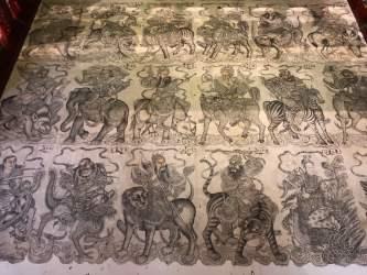 Khoo Kongsi and wall-art