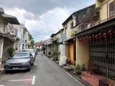 around Malacca Town
