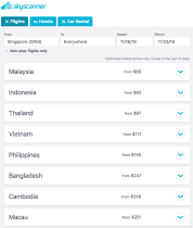 skyscanner everywhere search for travel tips of the broad life about cheap flights