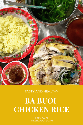Pinterest board of Ba Buoi Chicken Rice in Hoi An - The Broad Life
