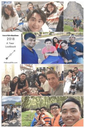 Pinterest Board of Travel Destinations 2018 - A Year Lookback - The Broad Life