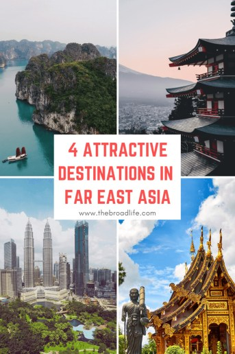 The Broad Life's Pinterest Board of 4 Attractive Destination in Far East Asia