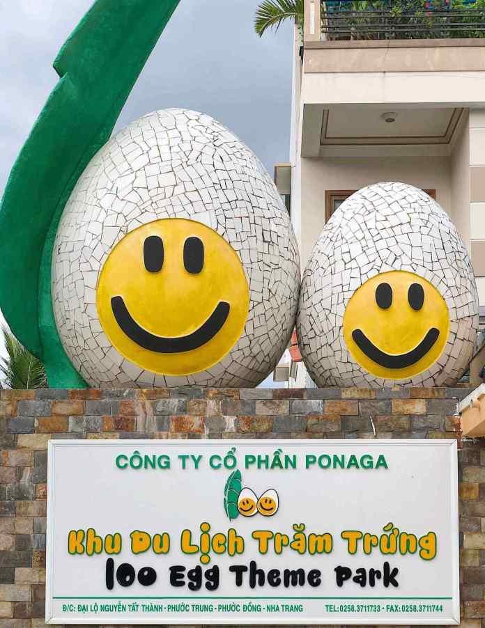 100 egg theme park, nha trang mud bath