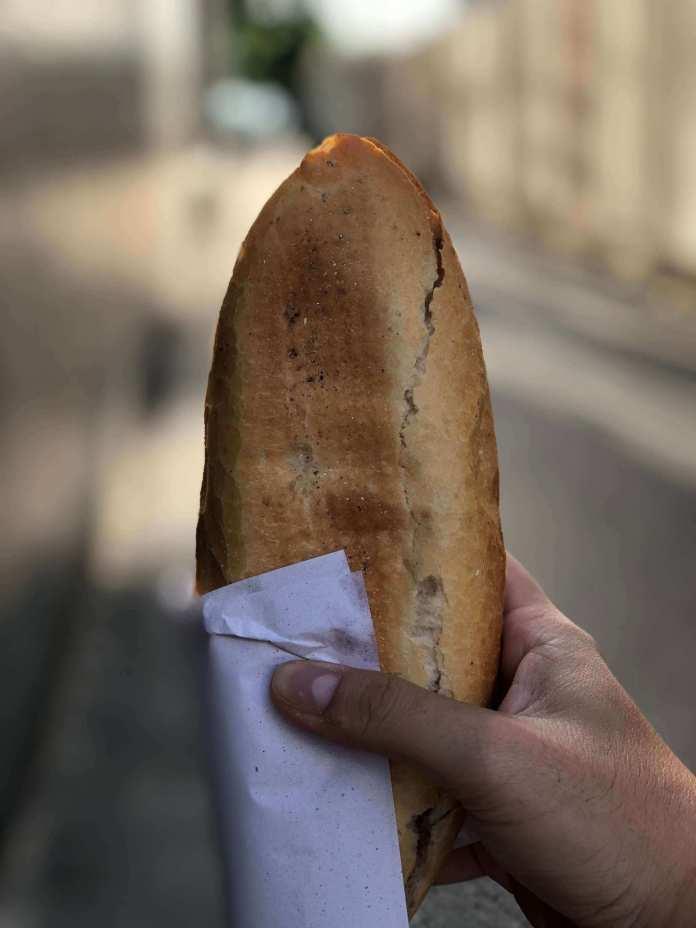 Bánh Mì Nha Trang, or Nha Trang bread