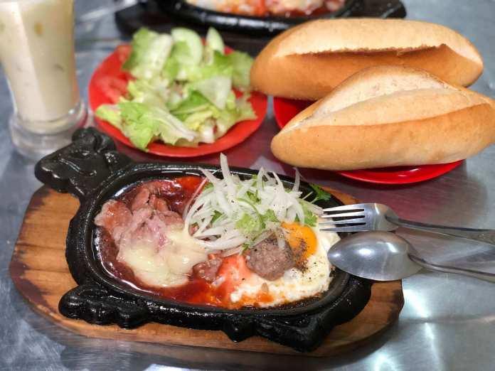 bò né, a quite good Nha Trang food