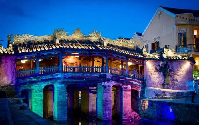 Bridge Pagoda, a symbol of Hoi An ancient town