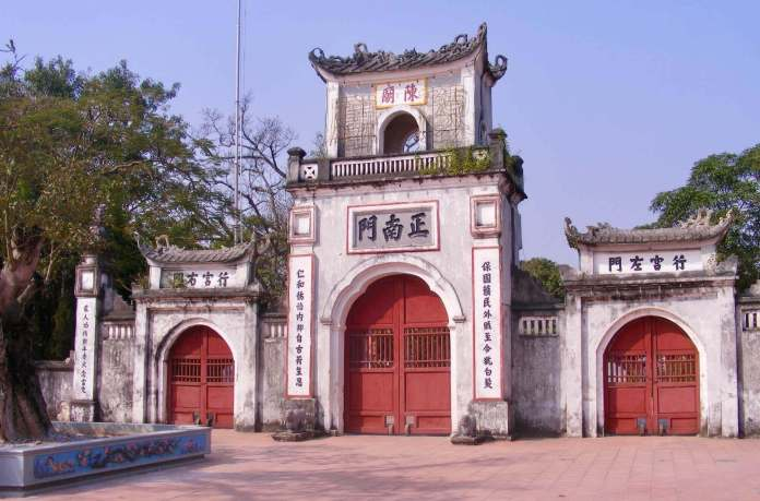 Tran Temple among the top ancient Vietnam temples