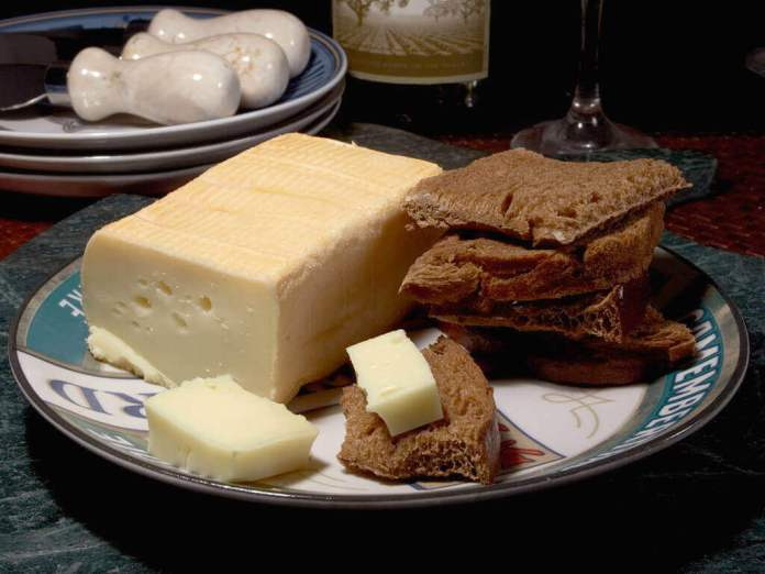 Limburger is one of the most smelly foods in the USA