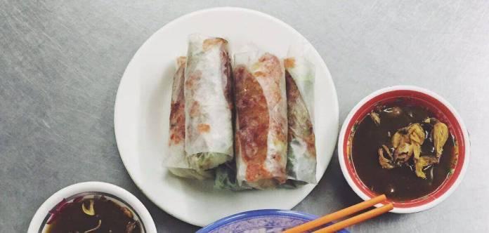 Vietnamese Popiah