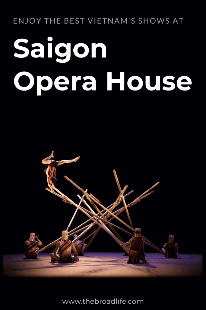 Saigon Opera House - The Broad Life's Pinterest Board