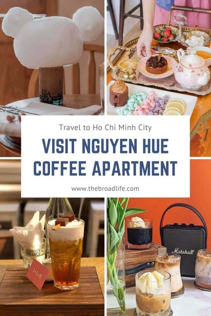 Nguyen Hue Coffee Apartment Saigon - The Broad Life's Pinterest Board