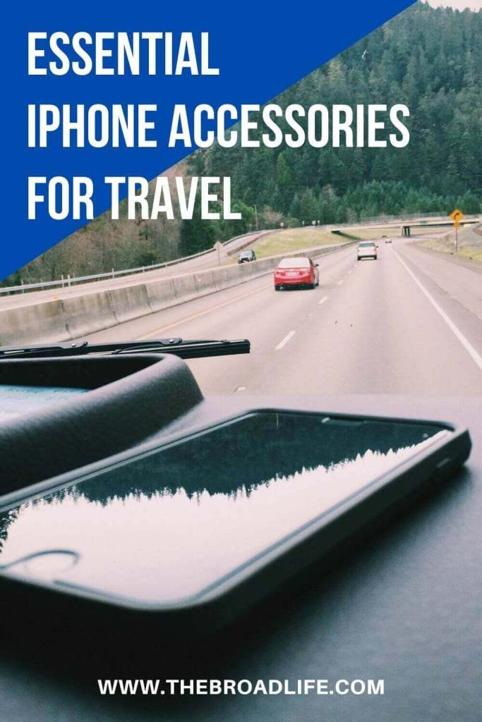 essential iphone accessories - the broad life's pinterest board
