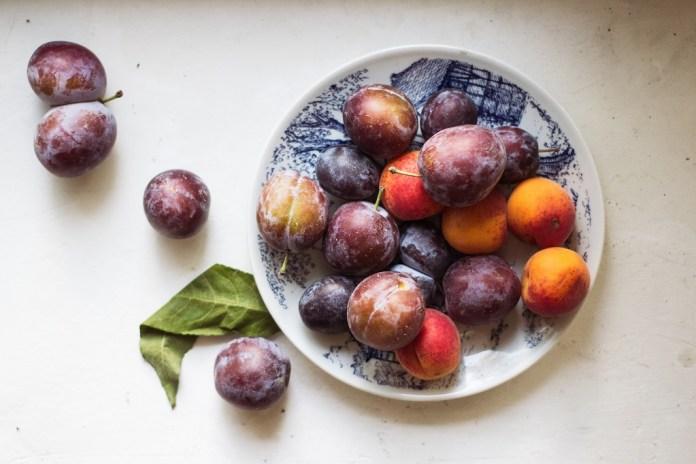 The plum is also a Vietnam fruit