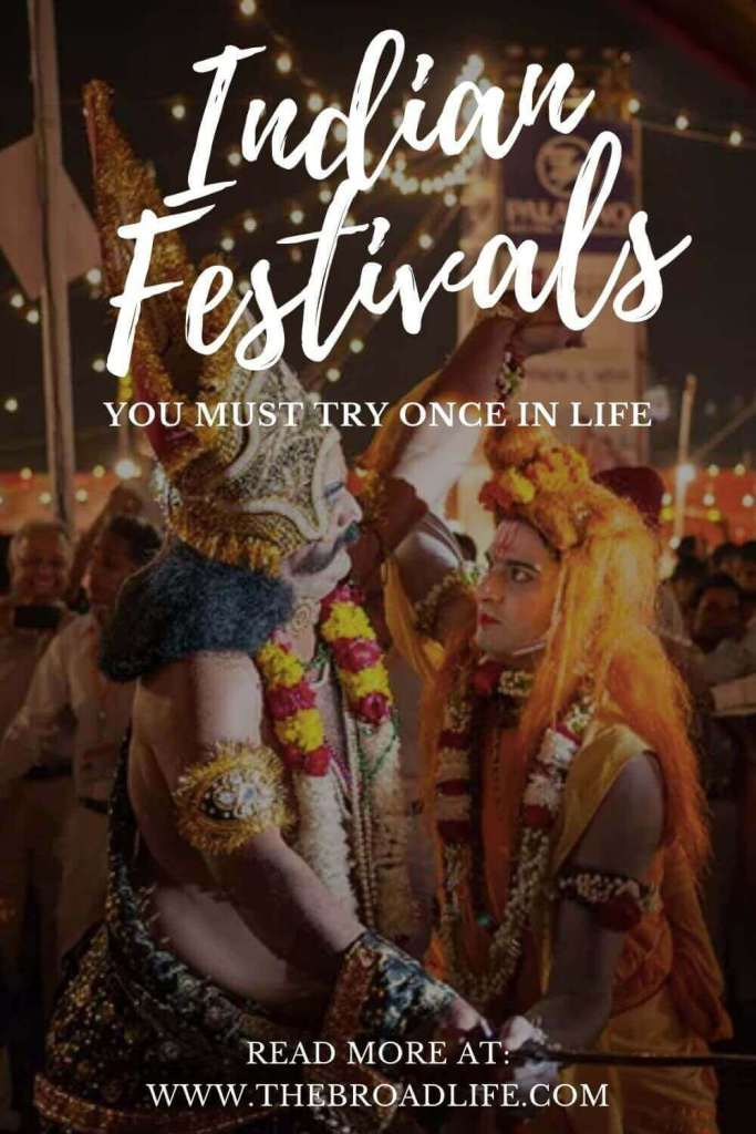 Indian Festivals you must try once in life - The Broad Life's pinterest board
