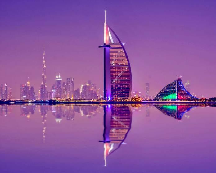 The 7-star Burj Al Arab