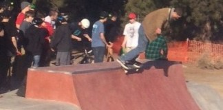 """For skateboarders in Bend, finding a place to skate may not be the easiest task. """"One of the biggest problems here [in Bend] is we don't have any street skate spots,"""" Walterscheid said. """"Where in places like Portland, you do."""""""