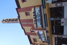 Tower Theater in Downtown Bend during the day, April 30. Photo by Kayla Scott.