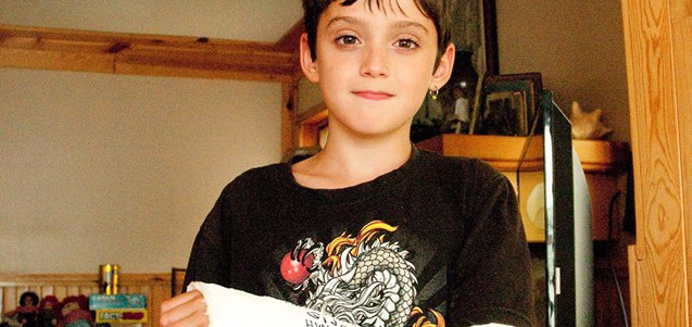'Good Samaritans' help out injured 10-year-old at Cannington skatepark
