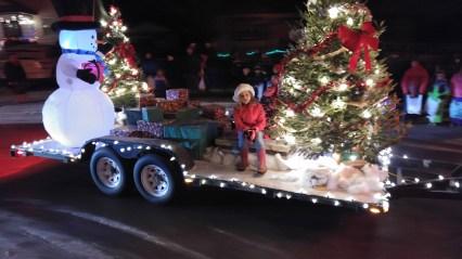 Sunderland Santa Claus parade