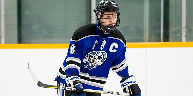 Sunderland hockey player Owen Shier selected in OHL draft