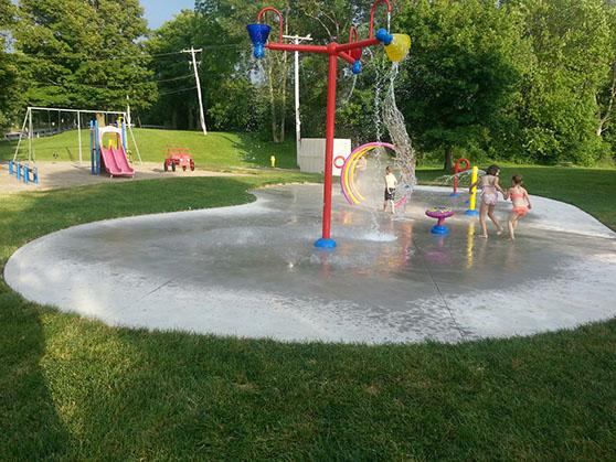 Township won't be opening Beaverton splash pad until next month