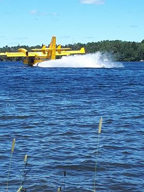 water bomber 2