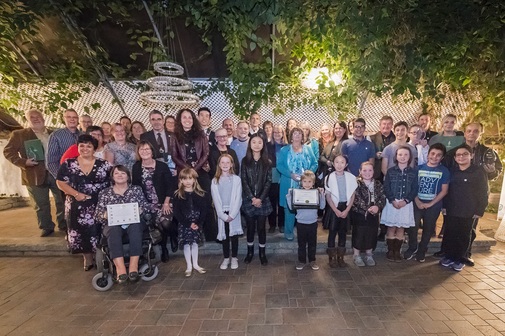 Cannington organizations and Sunderland resident recognized for environmental efforts