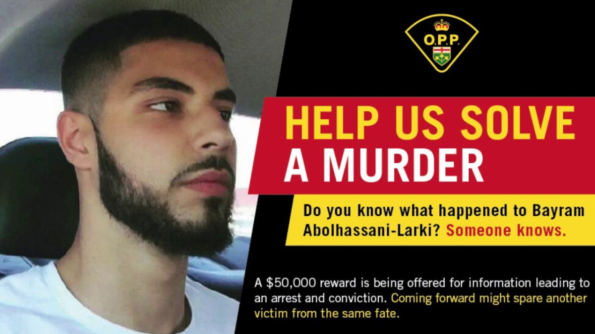 Investigators offer $50,000 reward to help solve murder of Toronto man