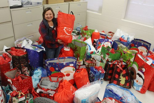 Secret Santa for a Senior delivers 1,200 gifts across Durham