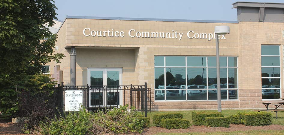 Video: Police seek witnesses after car crashes into Courtice Community Complex pool