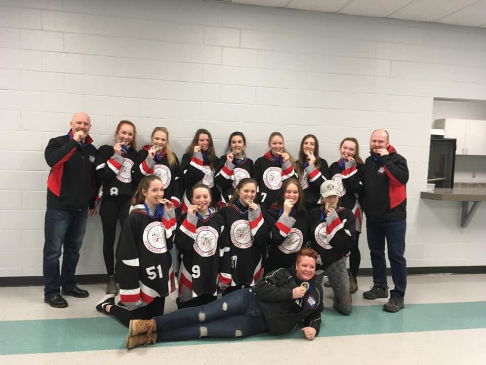U19 Stingerz capture tournament championship in Niagara Falls
