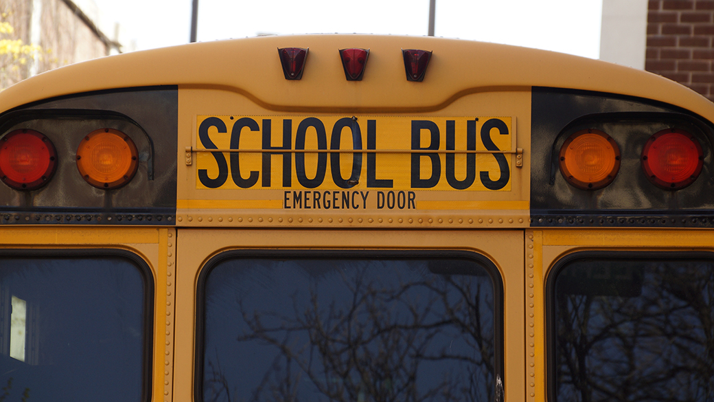 A number of factors are considered before buses are cancelled