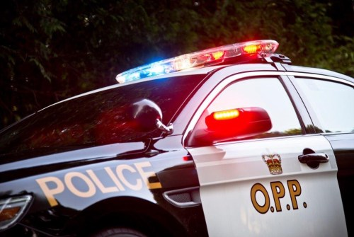 Motorist charged with impaired operation following traffic complaint