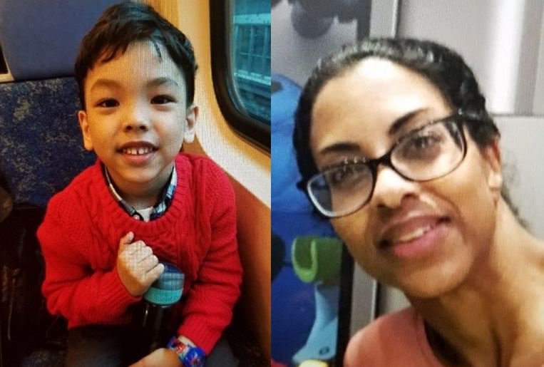 Update – Peel Police issue Amber Alert for five-year-old