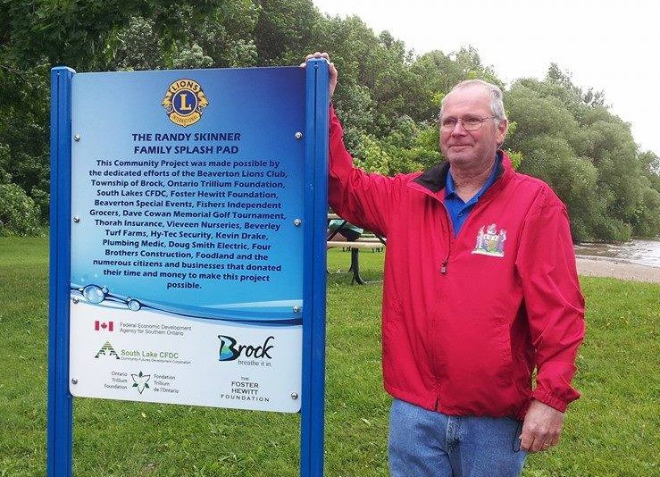 Township residents mourning the loss of community champion Randy Skinner