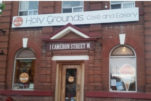 Holy Grounds in Cannington re-opens following small kitchen fire