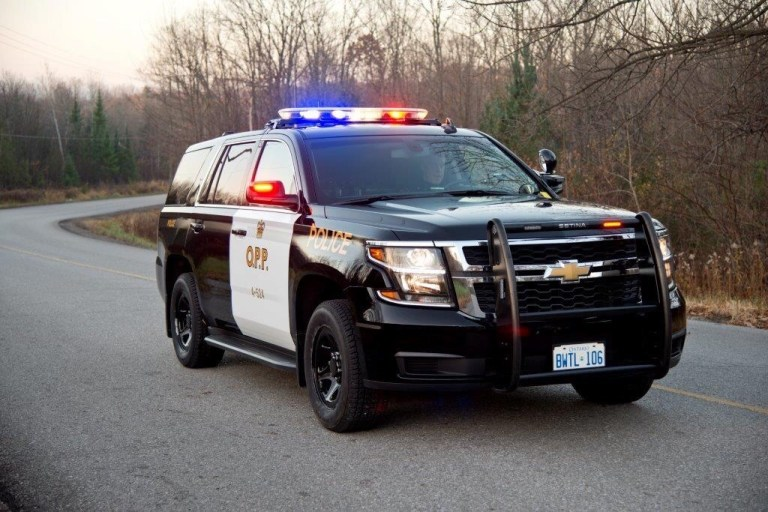 Oakville woman charged after vehicle allegedly speeds through Community Safety Zone