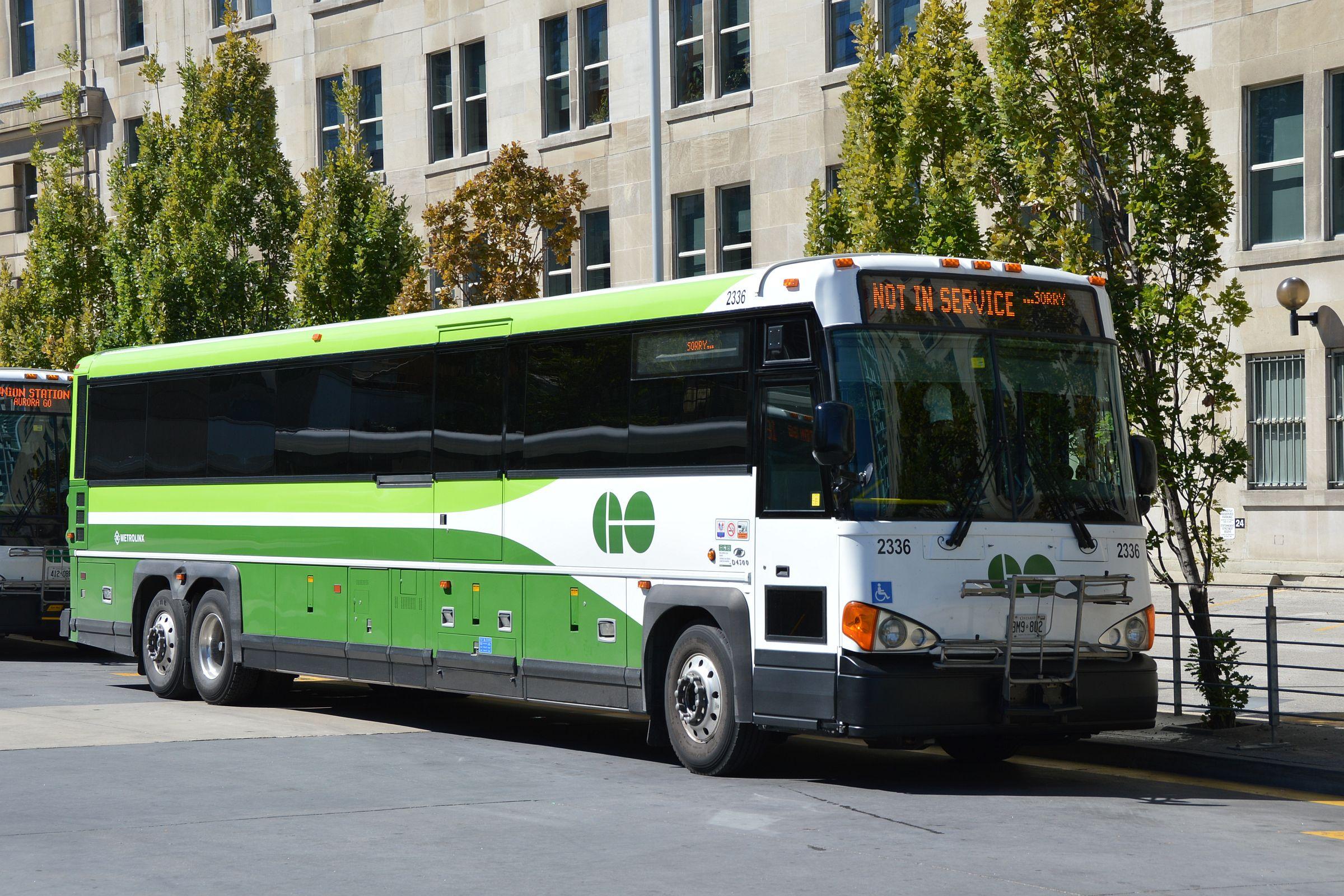 GO Transit slashing bus service in Brock Township